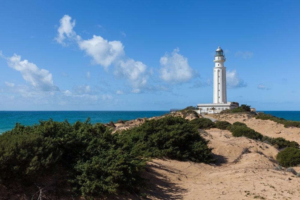 Playas en Costa Ballena (Cádiz)