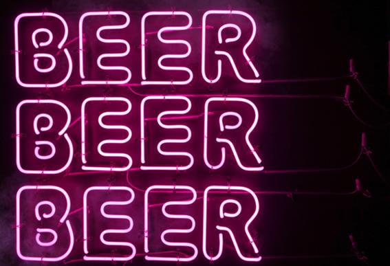El amor por la cerveza